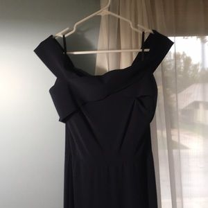Navy Blue size 14 Sorella Vita Bridesmaid Dress